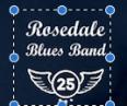 Rosedale BluesBand shirt logo
